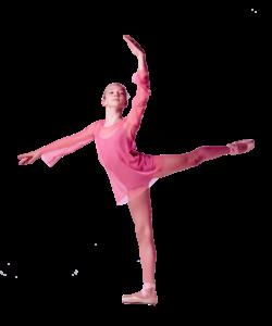 MyBallet Academy pink dancer
