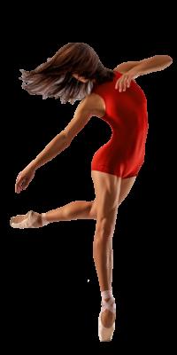 MyBallet Academy Red Dancer