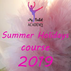 MyBallet Academy Summer Course 2019